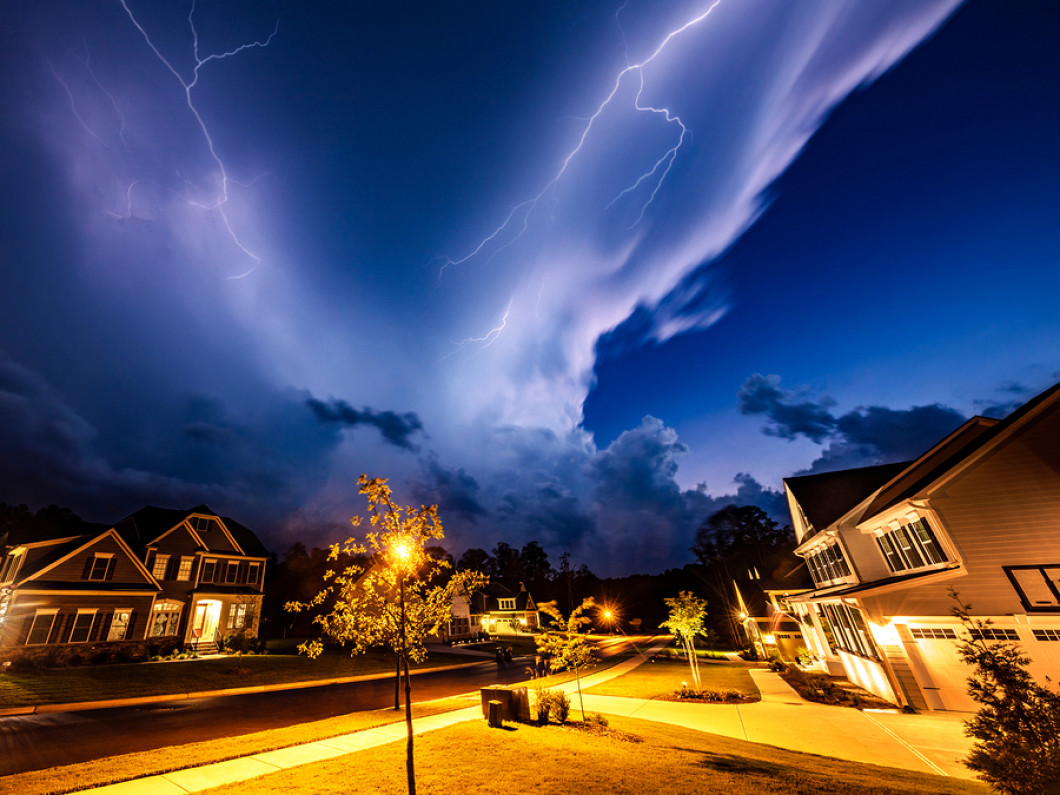 Make Your Home a Safe Place During Storms